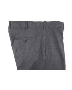 Mid grey trousers slimmer fit