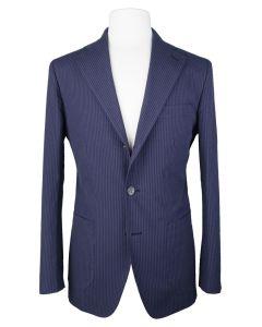 Seersucker blue navy jacket