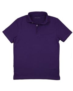 Polo purple