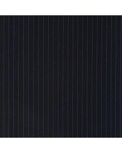 Navy pinstripe blue 5mm