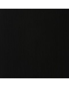 Black stripe white 3mm