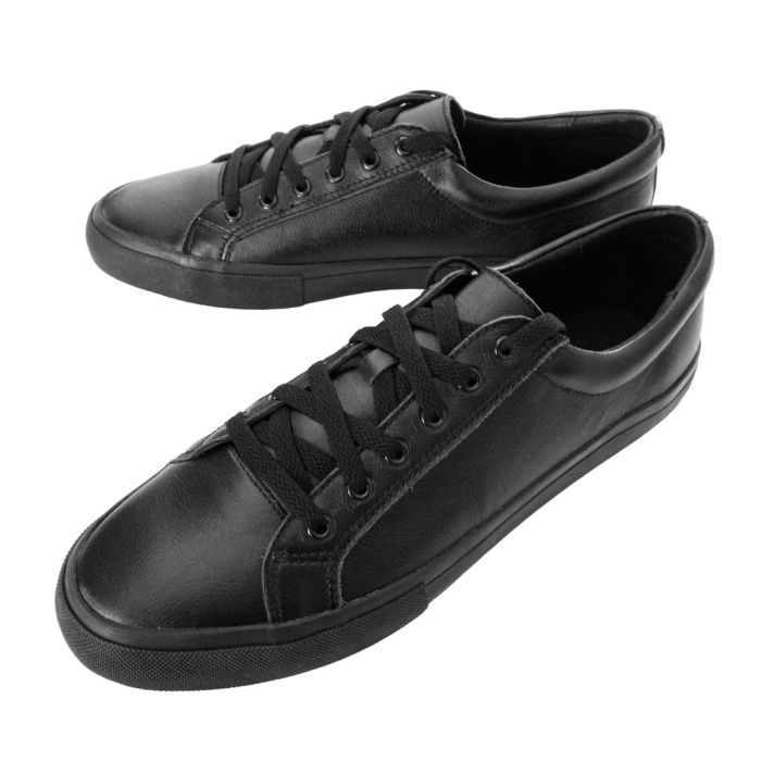 Sneaker benchgrade black