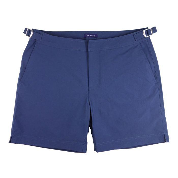 Swim shorts dark blue