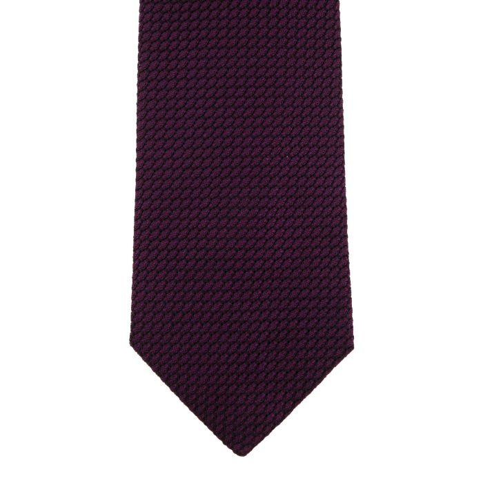 Grenadine bicolor burgundy/black