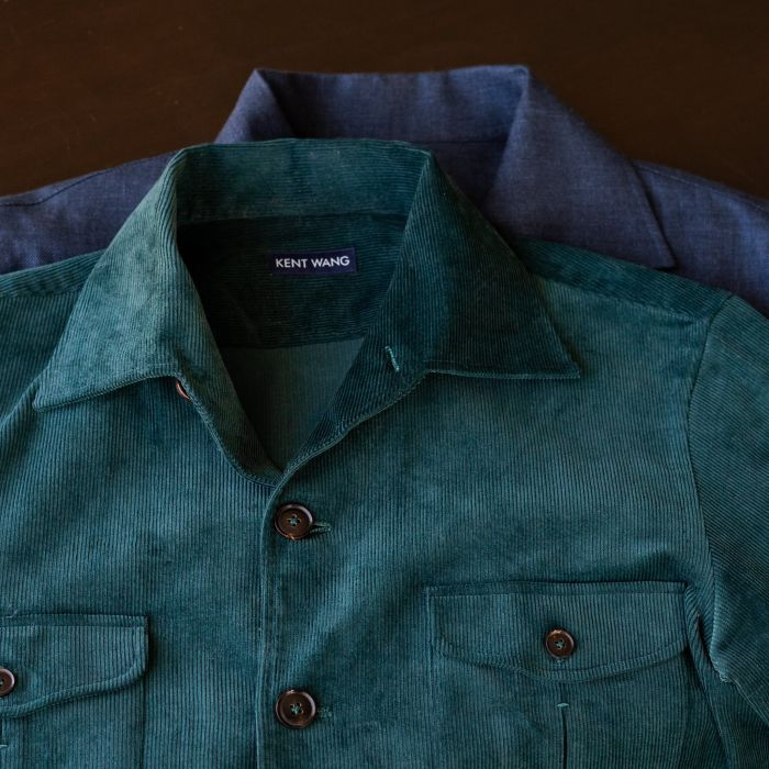 Safari jacket custom