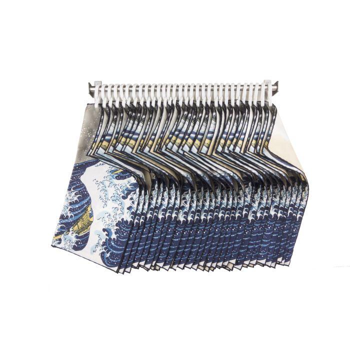 Pocket square rack, 30x <a href=