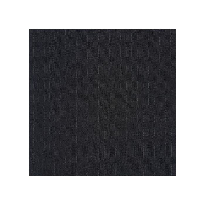 Charcoal pinstripe white 5mm