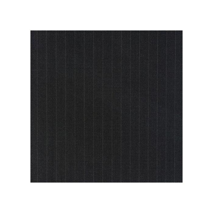 Charcoal pinstripe white 8mm