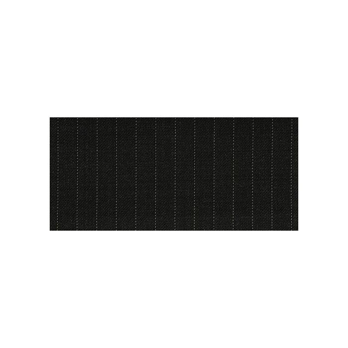 Charcoal stripe white 7mm
