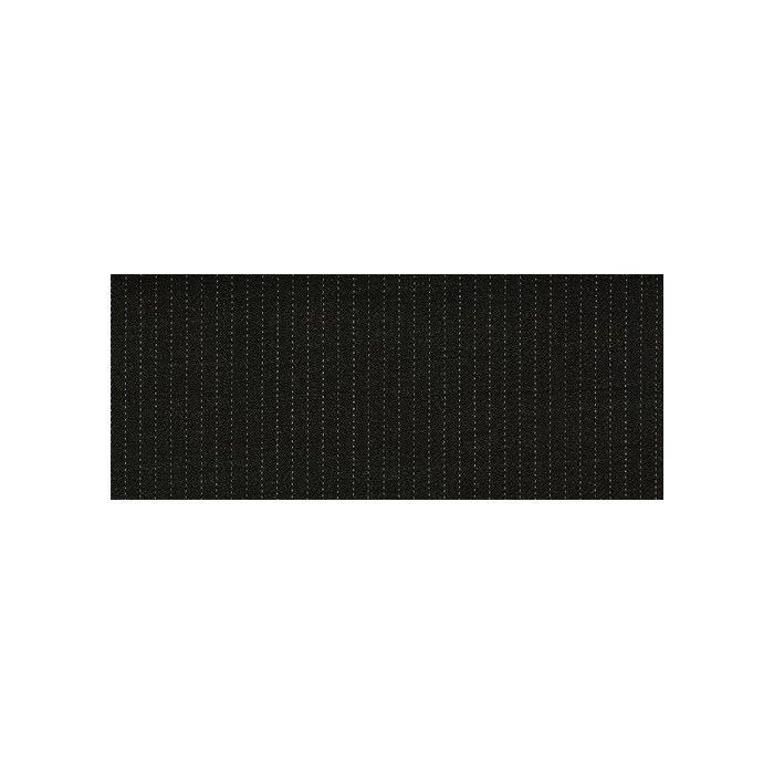 Charcoal stripe white 2mm
