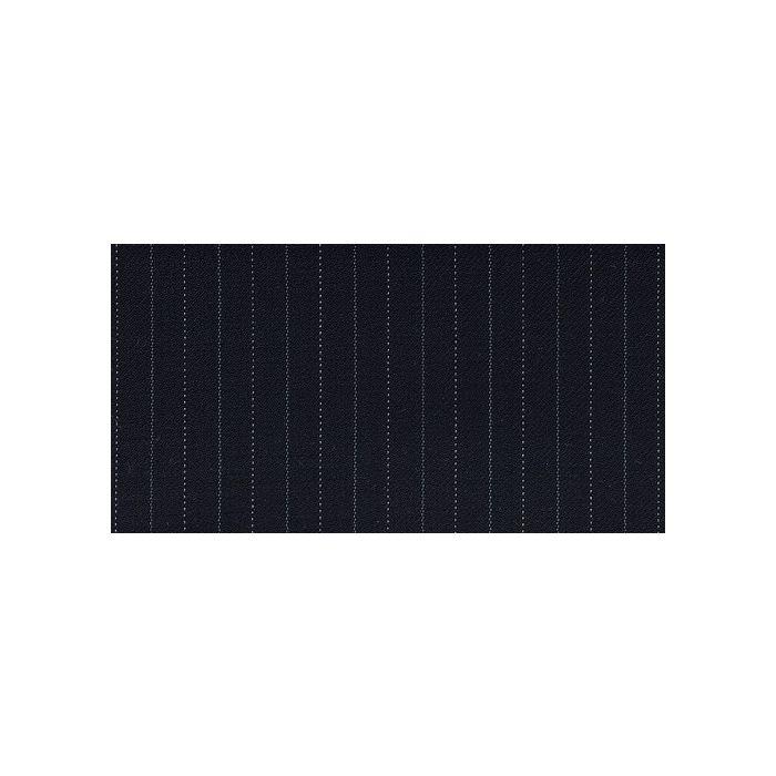Navy stripe white 6mm