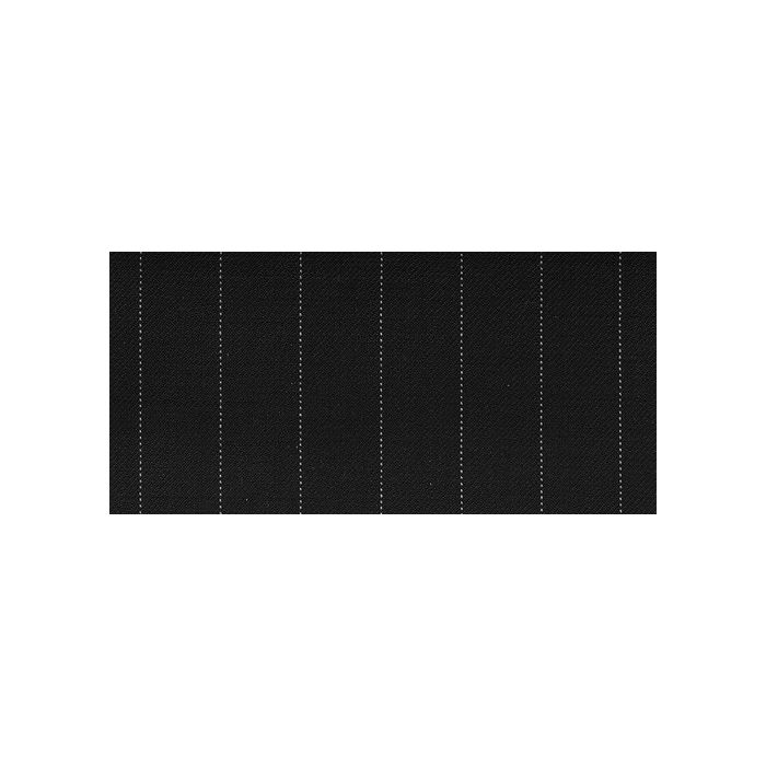 Black pinstripe white 14mm