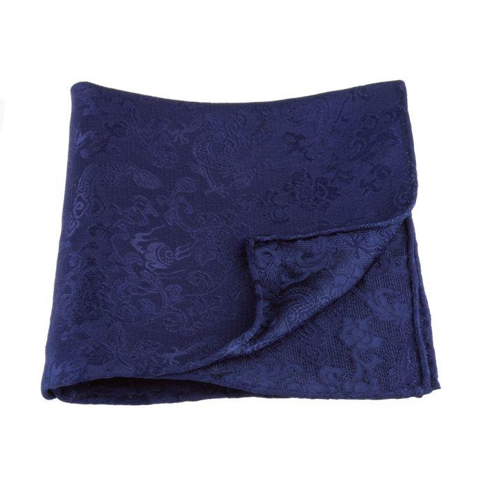 Chinese brocade blue