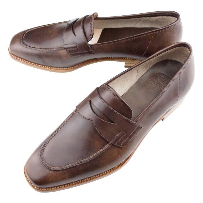 Handgrade penny loafer
