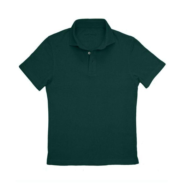 Polo dark green