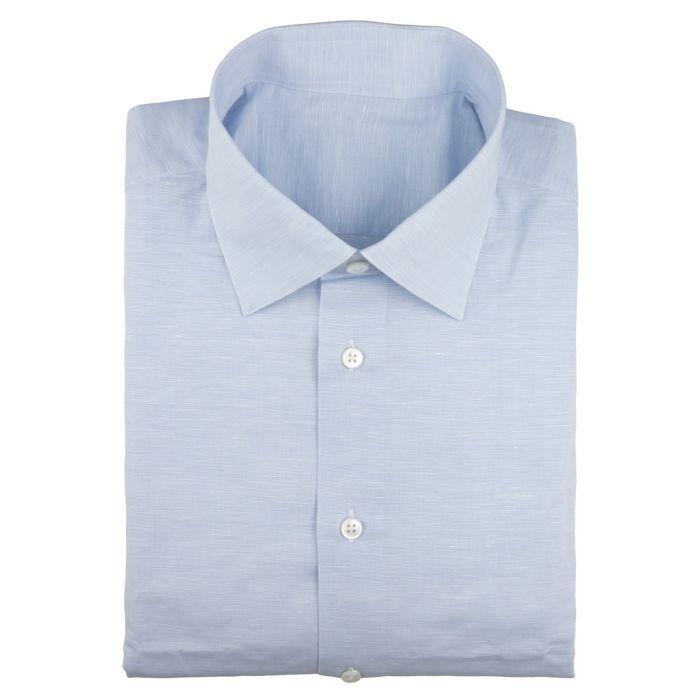 Linen/cotton blue