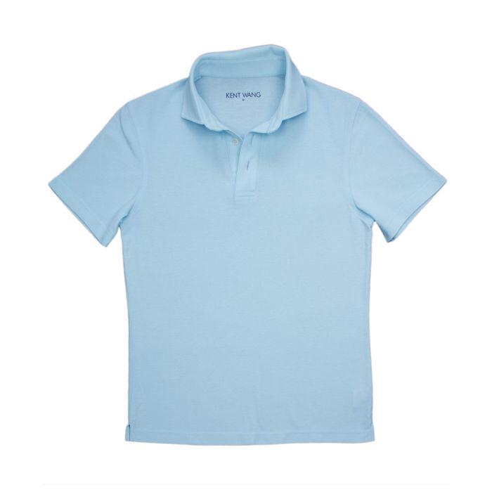Polo light blue