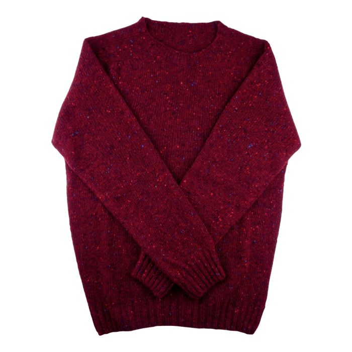 Sweater donegal red
