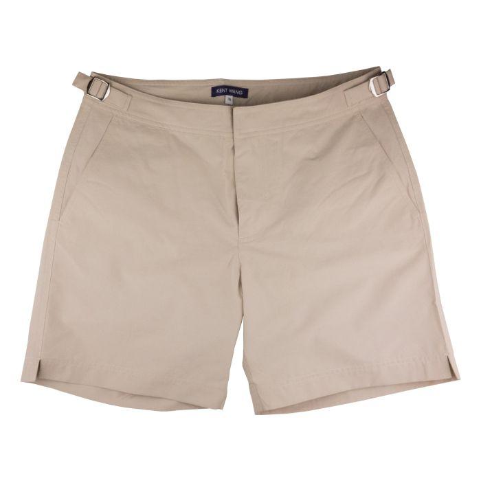 Swim shorts khaki