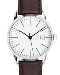 Bauhaus watch v2 white
