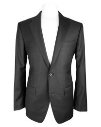 Charcoal trial suit