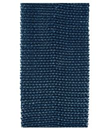 Knit bicolor light blue / navy