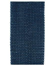 Knit bicolor light blue / navy