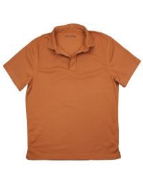 Polo burnt orange