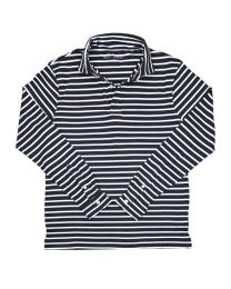 Rugby stripe navy white