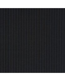 Grey pinstripe blue 5mm