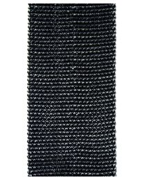 Knit bicolor black / white