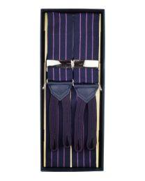 Suspenders amethyst